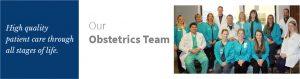 Obstetrics Team Doctors and Nurses