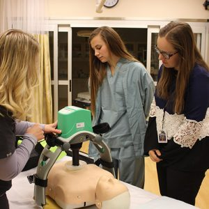 Job Shadowing in the Emergency Department